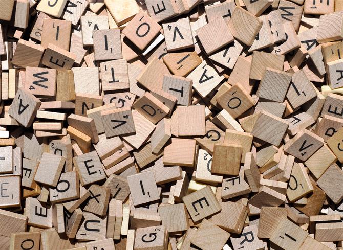 Scrabble-Contest
