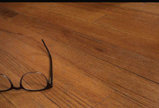 Fallen-glasses