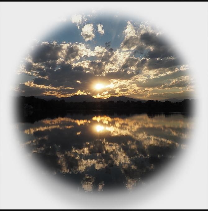 Sunset-Circle